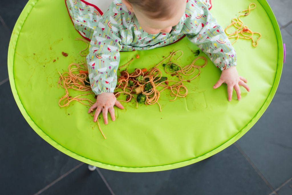 Getting started with weaning