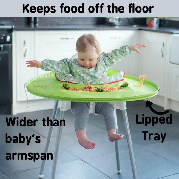 saucer tray
