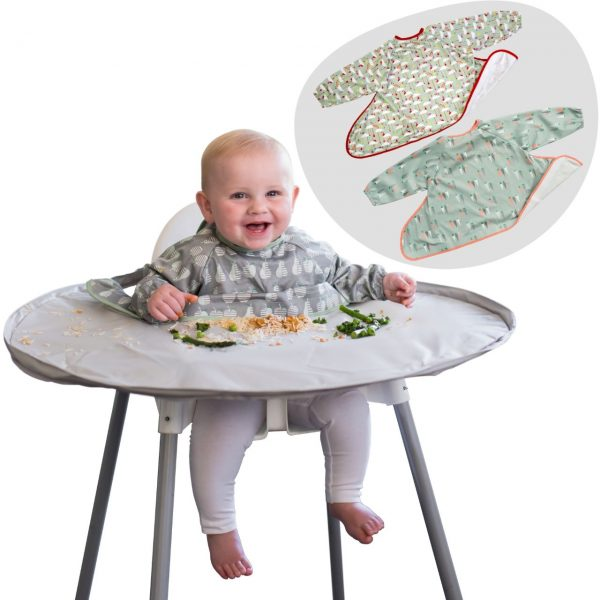 Bib & Tray Kit bundle