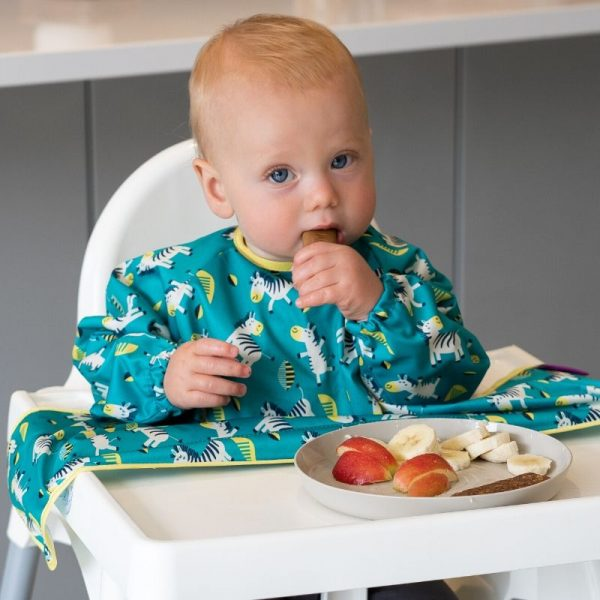 Cover and Catch Tidy Tot bib